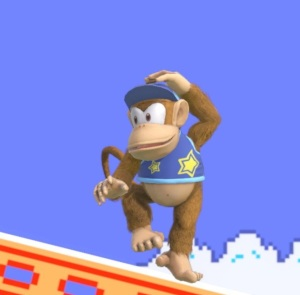 Diddy Kong super Smash Bros ultimate Nintendo Switch