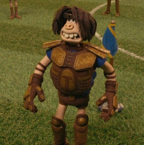Dug soccer uniform Early Man 2018 movie