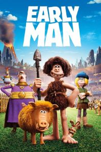 Early Man 2018 movie poster