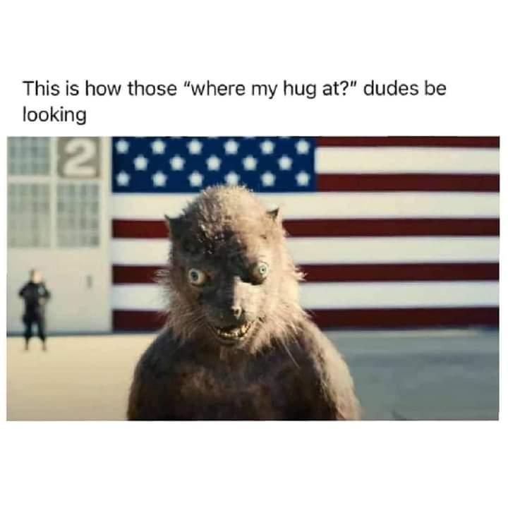 Memes creepy guy wanting a hug