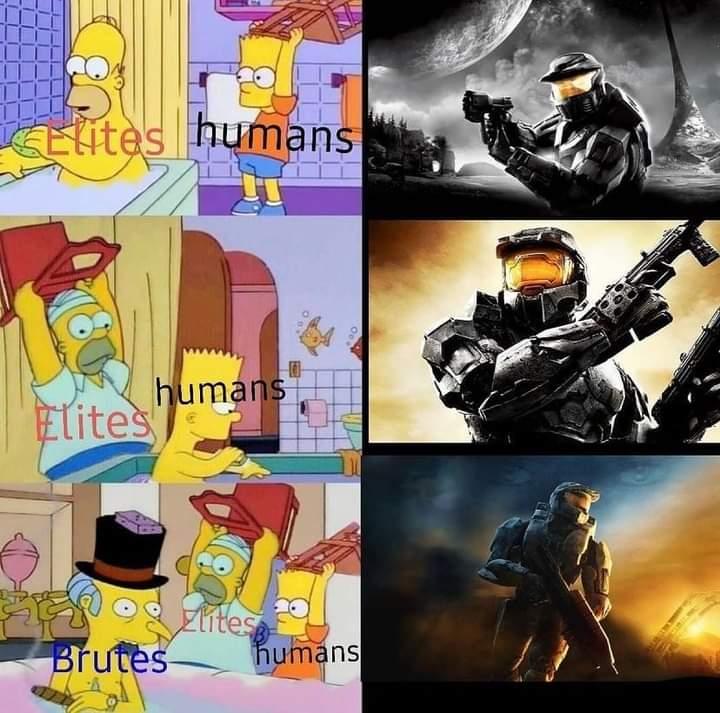 Memes halo evolution Xbox