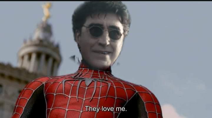 Memes return of doc ock