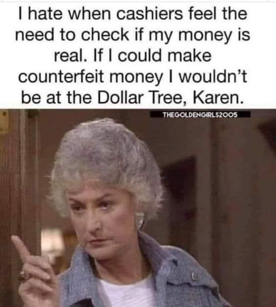 Memes dollar tree