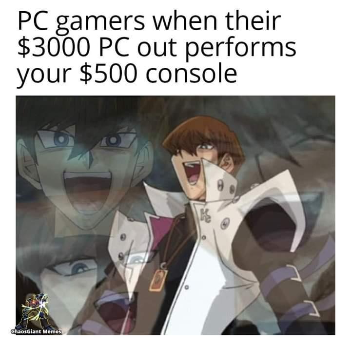Memes pc gaming elitist
