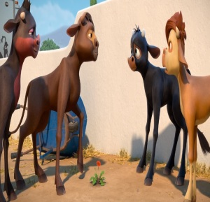 Young Ferdinand getting bullied Ferdinand 2017 movie