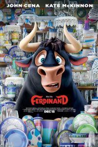 Ferdinand 2017 movie poster