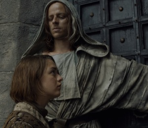 Arya Stark in essos game of Thrones HBO