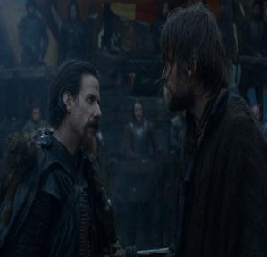 Jaime Lannister prisoner of house Bolton game of Thrones HBO