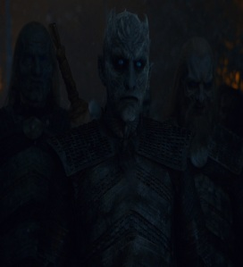 Night King finds bran stark game of Thrones HBO
