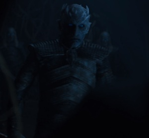 The Night King game of Thrones HBO