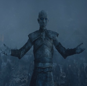 Night King raises the dead game of Thrones HBO