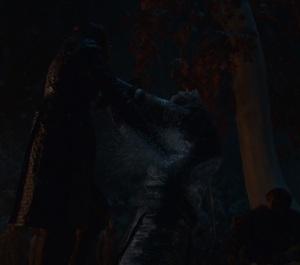 Night King dies game of Thrones HBO