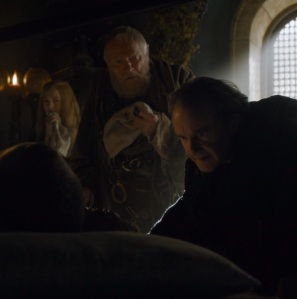 Qyburn turns the mountain into a zombie Game of Thrones HBO