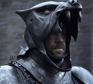 Sandor Clegane game of Thrones HBO