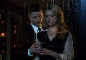 Jim Gordon and Barbara keen Gotham TV Series season one