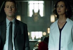 Morena Baccarin Gotham TV Series season one
