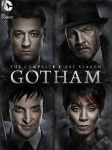 Gotham TV Series season one poster