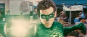Ryan Reynolds hal Jordan Green lantern movie