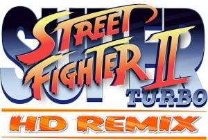 Super Street Fighter II HD Turbo Remix