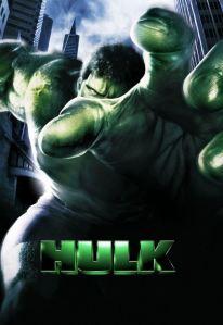 Hulk 2003 movie poster