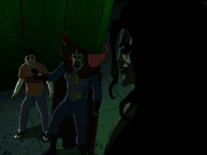 Dr strange vs nightmare Hulk: Where Monsters Dwell
