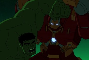 Hulk buster Bruce Banner vs regular hulk Hulk: Where Monsters Dwell