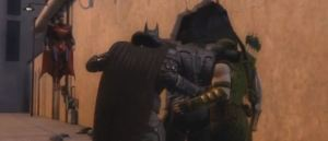 Evil superman Injustice: Gods Among Us