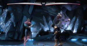 Superman vs deathstroke Injustice: Gods Among Us