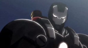 Iron man and war machine Iron Man: Rise of Technovore