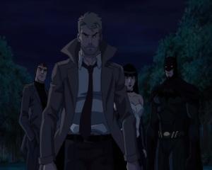 John Constantine Justice League Dark movie