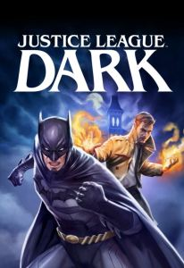 Justice League Dark movie poster