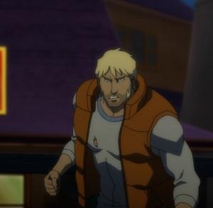 Arthur Curry Justice League: Throne of Atlantis