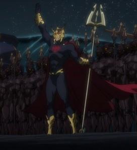 Ocean Master Justice League: Throne of Atlantis