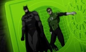 Batman and Green Lantern Justice League: War