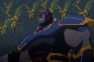 Darkseid Justice League: War