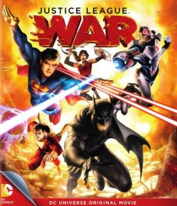 Justice League: War movie poster