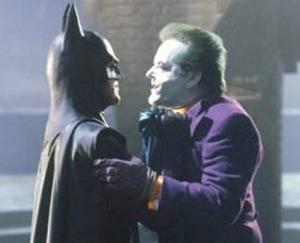 Batman vs Joker Batman 1989 movie