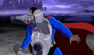 Metallo Superman/Batman: Public Enemies