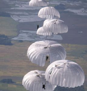 Fun facts about parachutes