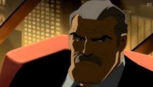 Old man Bruce Wayne Batman: The Dark Knight Returns Part 1