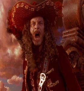 Captain hook Jason Isaacs Peter Pan 2003 movie