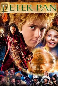 Peter Pan 2003 movie poster