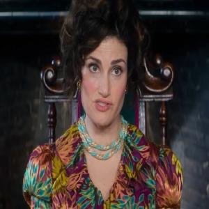 Idina Menzel wicked stepmother Cinderella 2021 movie