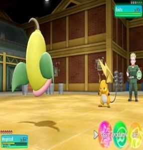 Lt. Surge using Raichu Pokemon Let's Go Pikachu/Eevee Nintendo Switch