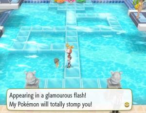 Mermaid poke trainers Pokemon Let's Go Pikachu/Eevee Nintendo Switch