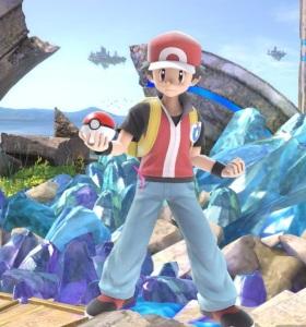 Pokemon Trainer super Smash Bros ultimate Nintendo Switch