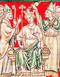 King Richard the lion heart