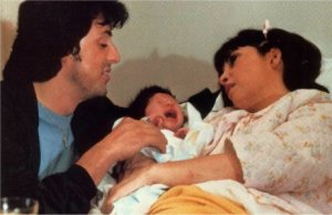 Baby son Rocky II