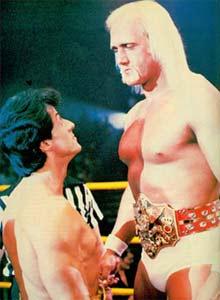 Hulk hogan Rocky III