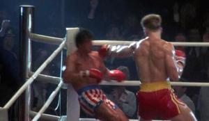Rocky Balboa vs Ivan Drago Rocky IV